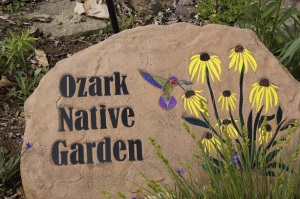 Ozark Native Garden