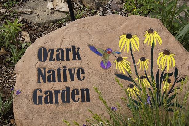 Ozark Native Garden